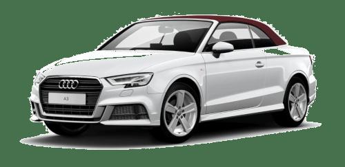 Audi A3 Cabrio nuove in pronta consegna