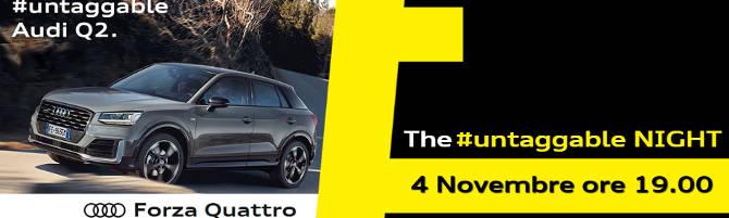 Presentata la nuova Q2 nel salone Audi Forzaquattro.net