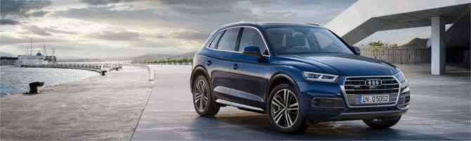 Presentazione della nuova Audi Q5