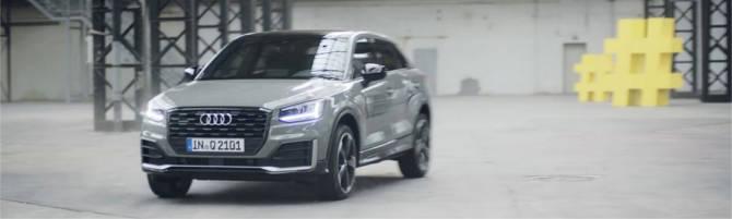 nuova Audi Q2 presentata al salone di Ginevra