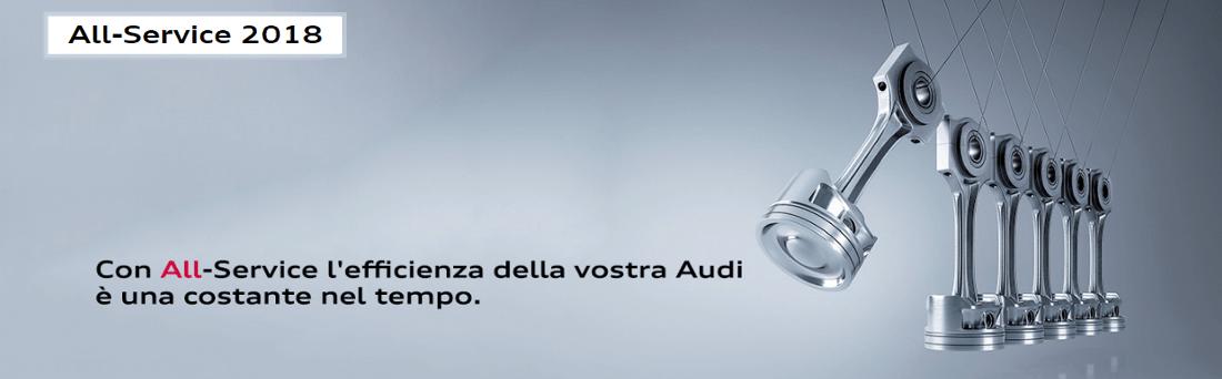 Audi All Service 2018